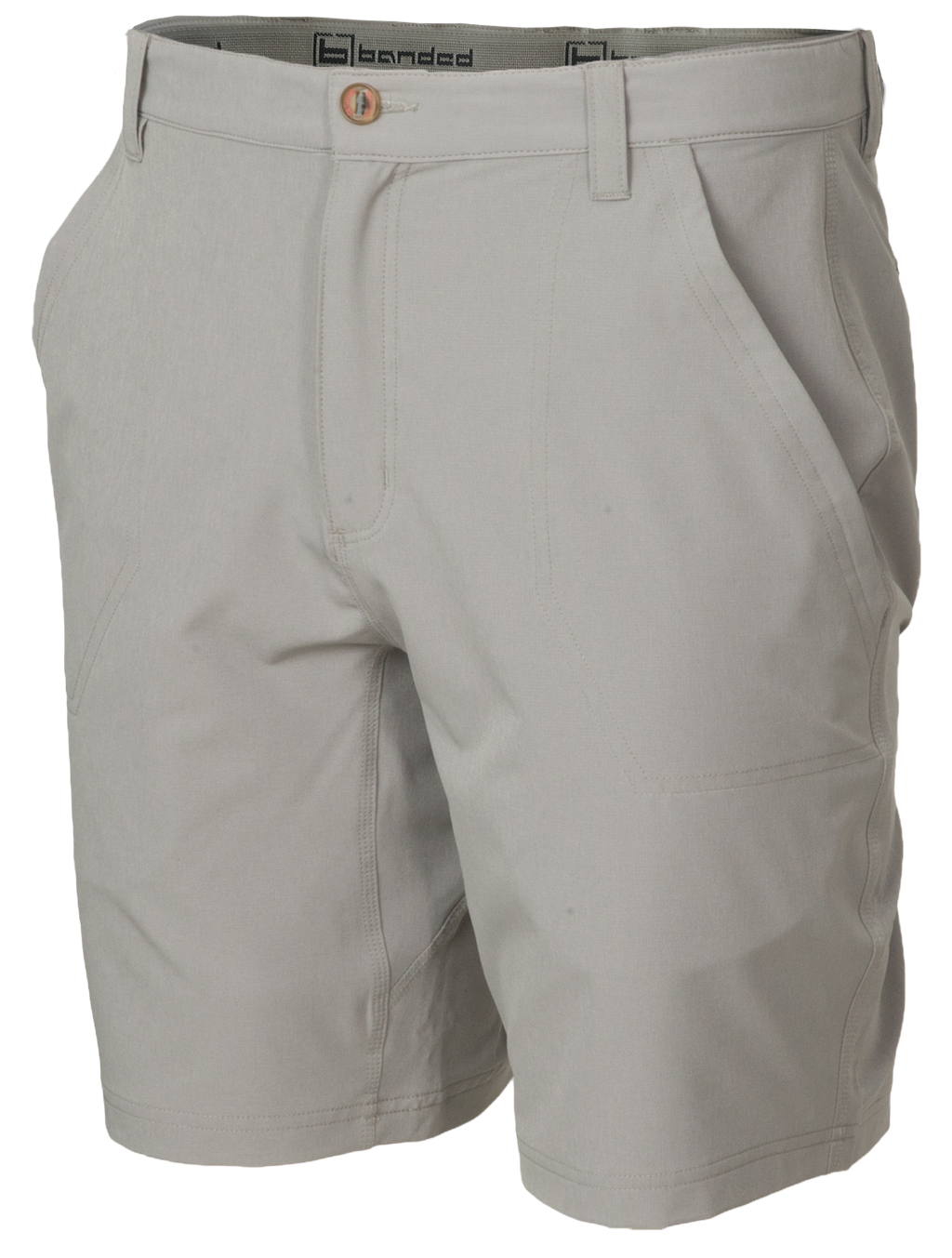 Stretchable_Swag_Short_Gray_Side