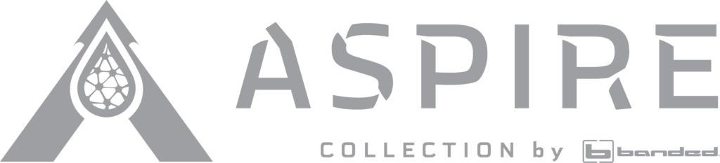 Banded ASPIRE Collection Logo